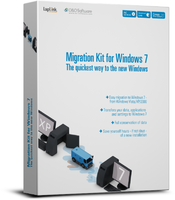 Migration Kit for Windows 7 Screen shot