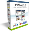 AVChat 3 Big (300 connections) discount code
