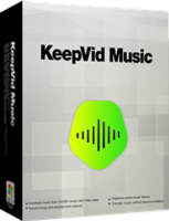 KeepVid Music discount coupon