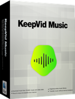 KeepVid Music for Mac discount coupon