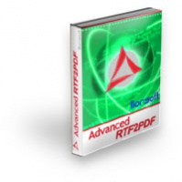 Advanced RTF2PDF Converter discount coupon