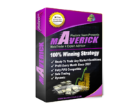 Maverick EA Metatrader 4 Expert Advisor Discount Coupon %5 Off