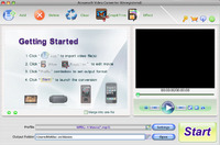 Acrowsoft Video Converter for Mac