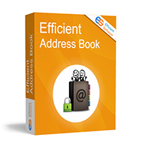 Efficient Address Book Network