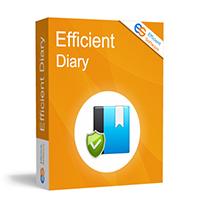 Efficient Diary Pro Screen shot