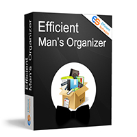 Efficient Man's/Lady's Organizer