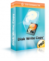 Disk Write Copy Professional Edition
