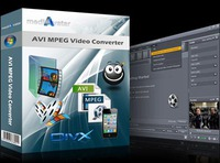 cheap mediAvatar AVI MPEG Video Converter 7
