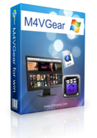 M4VGear DRM Media Converter for Windows discount coupon