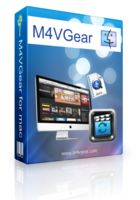 M4VGear DRM Media Converter for Windows