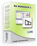 <p> 	Ra Workshop Lite has the most common features needed to create windows and doors offers. With this package you can create all types of windows and doors that optionally may have insect screens.</p>