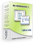 10% Discount Coupon code for RA Workshop Ultra Lite Update Edition