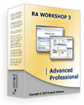 <p> 	RA Workshop Advanced Professional is the ultimate, fully featured windows and doors software edition. It is configured for best performance and with a maximum return of your investment. We are proud to say that we have the best cutting optimization in the world and this translates to more money for you.</p>