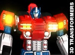 3D transformers screen saver is a very cool screen saving program.In this Screen Saver,over 52 cool transformers can transform themselves,enjoy!