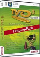 15% Discount Coupon code for TVO 3 Feature-Pack (Upgrade)