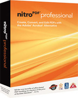15% Discount Coupon code for Nitro PDF Professional 6