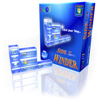 <p>SWiJ SideWinder is an exceptionally powerful multipurpose Windows Quick Launcher program which allows you to launch all of your Applications, Websites, Shortcuts, Folders, Document Files, Pictures, Music and Videos faster than ever before with just a click.</p>