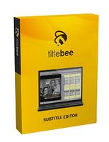 titlebee gold - Subtitle and Caption Editor