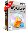 Leawo DVD Creator for Mac New discount coupon