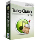 Click to view Leawo Tunes Cleaner for Mac screenshots