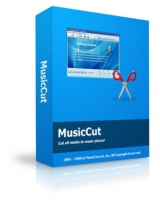 <p>MusicCut is a windows desktop application let you cut large music or video file to small music pieces.</p>