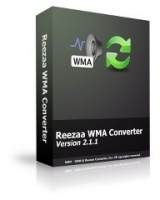 Reezaa WMA Converter Screen shot