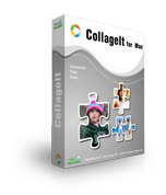 CollageIt Pro for Mac Commercial Screen shot