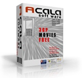<p><strong>Acala 3GP Movies Free</strong> is an easy-to-use, but powerful 3GP  converting solution program. It can copy all movie files to your mobile phone,  pocket pc, blackberry, palm phone, and make ringtone music by yourself. You will  be impressed by its amazing high transcoding speed and output quality.  <br /><br />Acala 3GP Movies Free has four main highlights, that's:<br />1) Convert  all video files to Mp4, 3GP, 3G2, AVI, WMV, H263...<br />2) Copy movies to Mobile  Phone, Pocket PC, BlackBerry, Palm Phone...<br />3) Rip audio track and transcode  to mp3, wma, mp2, m4a, aac, ac3, su au, arm, wav...<br />4) Create you own favor  ringtone music from movies. <br /><br />It can automatically shut down your computer  after the conversion is done, which means you can just go to have a cup of  coffee or even have a nap, leaving Acala 3GP Movies Free to do all for you  professionally and perfectly. <br /><br />With Acala 3GP Movies Free, your mobile  phone is also a mobile cinema and you can enjoy movies wherever and whenever you  like!</p>