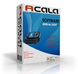 <p>Absolutely Free Software! Acala DVD 3GP Ripper is a professional DVD tool program for converting DVD movies to mobile phone 3GP movies. The enhanced build-in encoder can not only convert any copyright protected DVD movies with no quality lost, but also speedily outputs files in minimum size. With Acala DVD 3GP Ripper, your mobile phone is also a mobile cinema and you can enjoy movies wherever and whenever you like!</p>