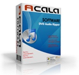 <p>Acala DVD Audio Ripper is an easy-to-use program which can extract audio tracks from DVD and make them into audio files. The enhanced build-in encoder compresses efficiently and outputs files with best quality. With Acala DVD Audio Ripper, you are able to convert DVD movies to your own mp3, wav, wma files and playback on your mp3 player.</p>