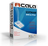 <p>Acala DVD iPod Ripper is easy-to-use DVD tool software which converts your DVD movies to iPod MP4 movies. The enhanced build-in encoder can not only convert any copyright protected DVD movie with no quality lost, but also speedily output files in minimum size.</p>