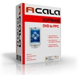 <p>Acala DVD to Pocket PC movie is a one-click solution program which converts your DVD movies to Pocket PC movies. The enhanced build-in encoder compresses efficiently and outputs files in minimum size but with best quality. With Acala DVD to Pocket PC movie, you will be able to playback and enjoy DVD movies on portable devices, such as Pocket PC, Palm, Portable Media Center, Windows CE etc.</p>