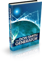 Building The Smith Generator discount coupon code