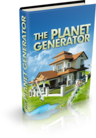 Building The Planet Generator Discounted