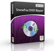 SnowFox DVD Ripper for Mac coupon