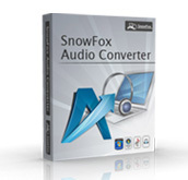 SnowFox Audio Converter coupon