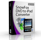 SnowFox DVD to iPad Converter for Mac discount coupon