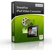 SnowFox iPad Video Converter coupon