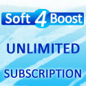 Soft4Boost Unlimited Subscription