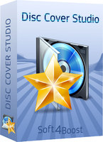 Discount code of Soft4Boost Disc Cover Studio