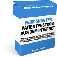 Permanenter Patientenstrom Platin