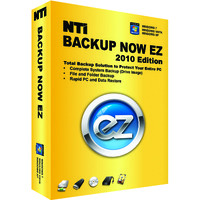 NTI Backup Now EZ 2010
