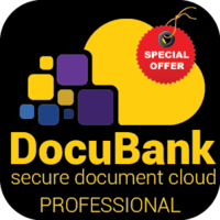 DocuBank – One Year Plan discount coupon