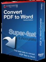 Convert PDF to Word Desktop Software discount coupon