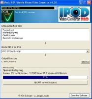 DVD to iPod/PSP/Mobile Phone Video Converter discount coupon