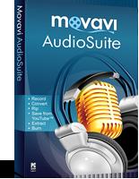 Movavi AudioSuite Personal