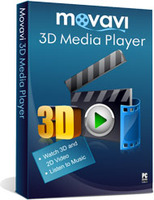 Movavi 3D Media Player Business Screen shot