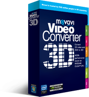 Movavi 3D Video Converter Personal discount coupon