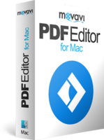 Movavi PDF Editor for Mac discount coupon