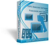 DRPU Publisher and Library Barcode Label Creator Software